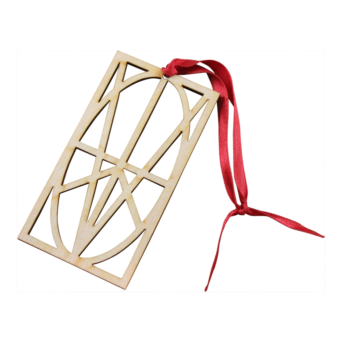Picture of Zymbol Ornament - Wood