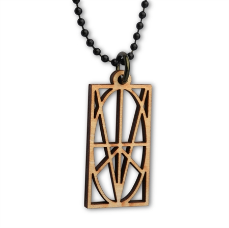 Picture of Men's Wood Pendant